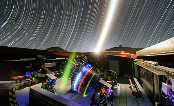 The Next-Generation Transit Survey (NGTS) at Paranal Observatory