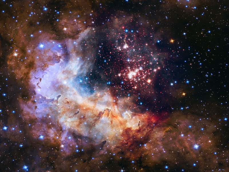 Official Hubble 25th anniversary image