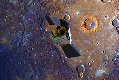 MESSENGER_MercuryCrater