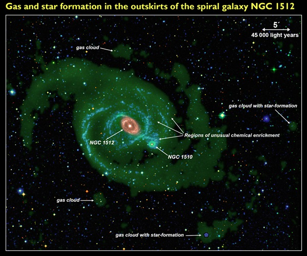 NGC 1512 with labels