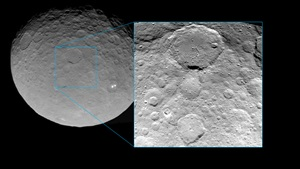 Ceres features captured May 23