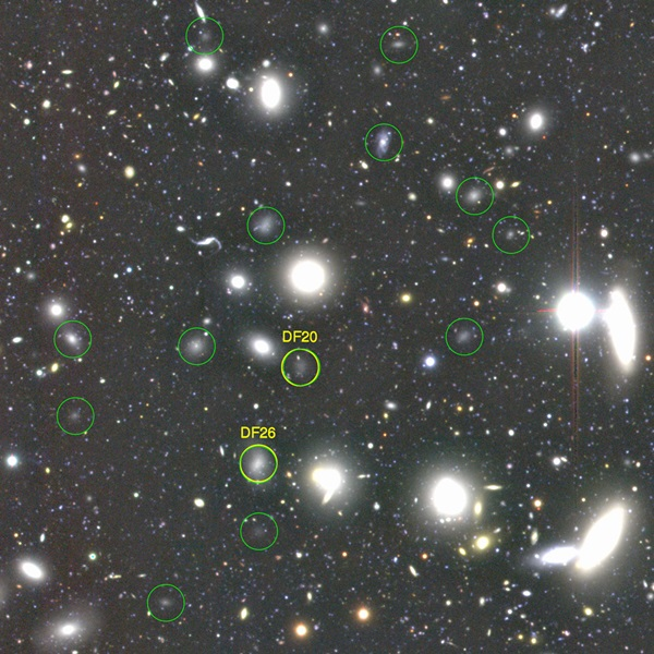 Coma Cluster (image 1)