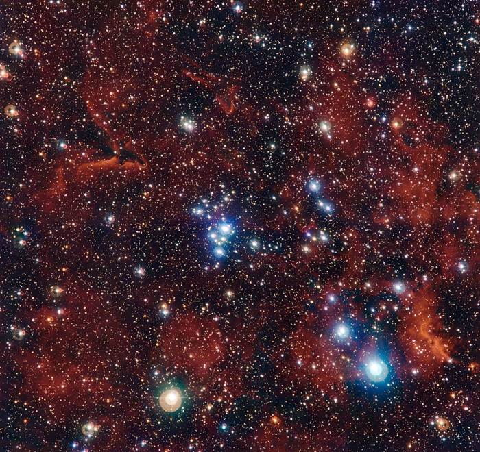 Open cluster NGC 2367