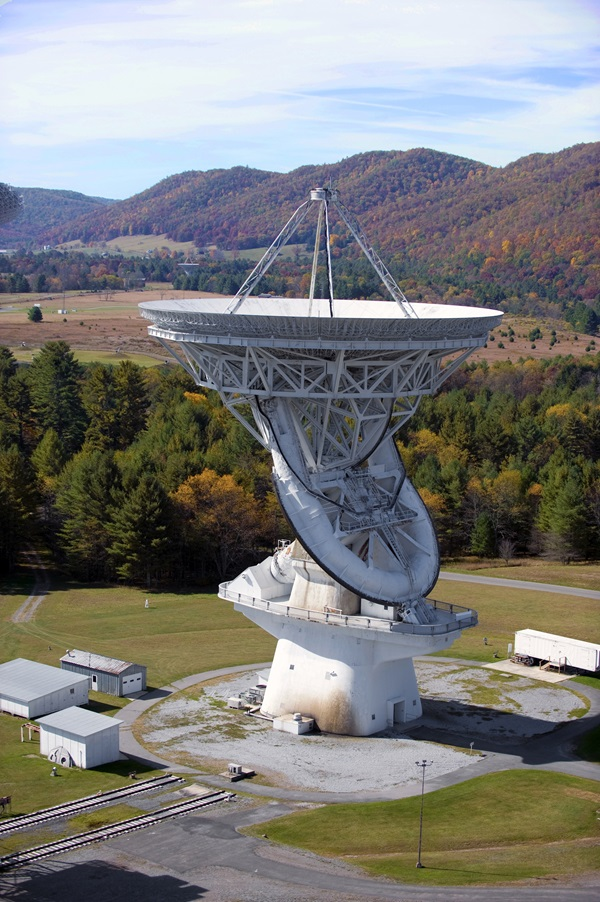 Viewing the sky at radio frequencies | Astronomy com