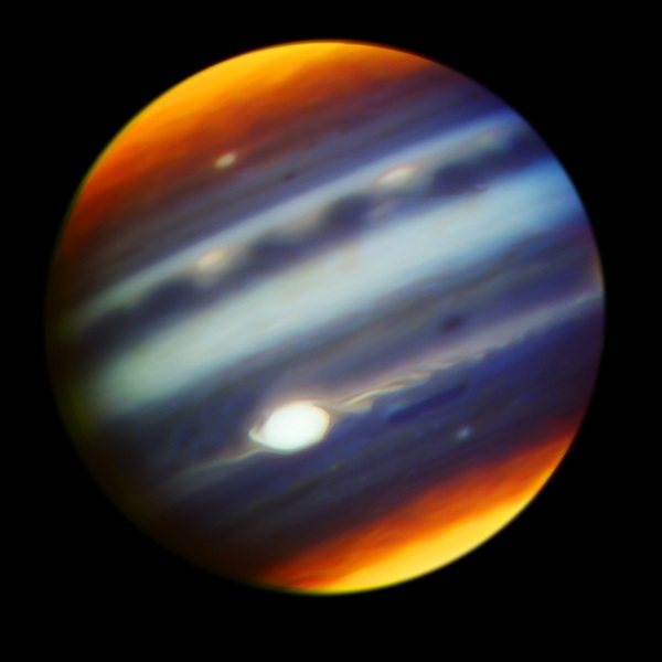 NASA Releases Stunning Views Of Jupiters Great Red Spot - Nasas juno spacecraft has captured incredible images of jupiters surface