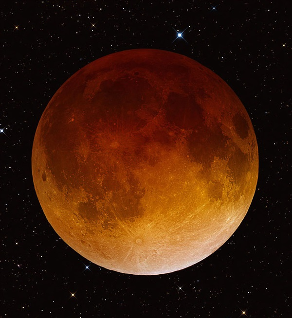 Total lunar eclipse to coincide with Blue Moon 84b1cb1e3