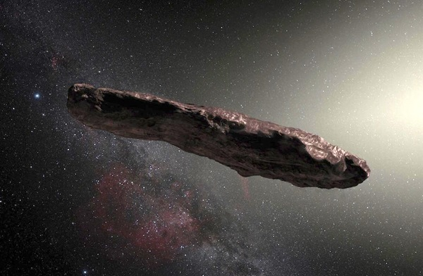 Interstellar asteroid Oumuamua came from binary star system ... Astronomy Magazine Oumuamua