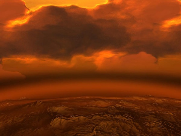 Alien Life May Be Hiding In The Clouds Of Venus Astronomy