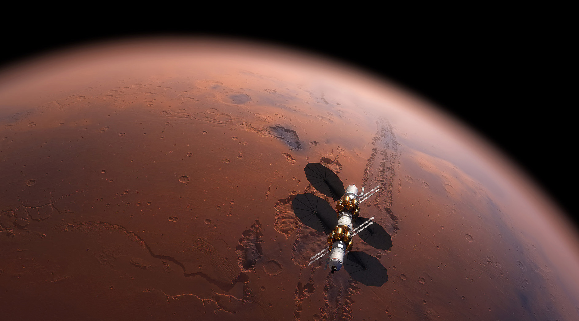 UAE stargazers will get the chance to see Mars up close tonight