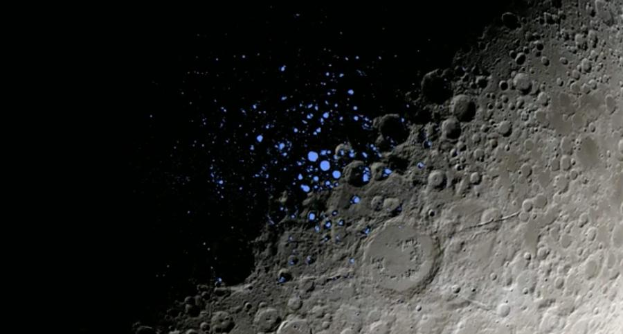 The guy who made visiting the moon essay