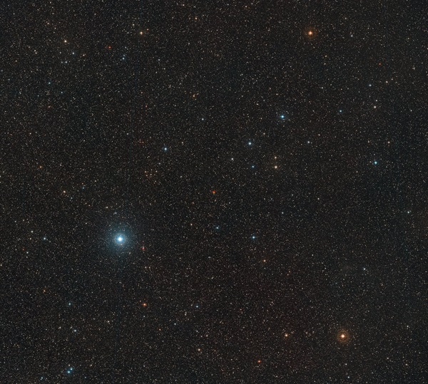 Closest Stars To Earth Map.There S A Frozen Super Earth Orbiting Barnard S Star The Second