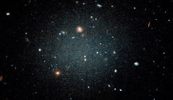 Ghostly galaxy without dark matter confirmed | Astronomy com