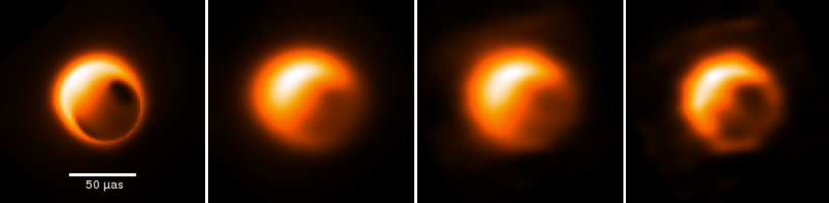 Here's what scientists think their first picture of a black