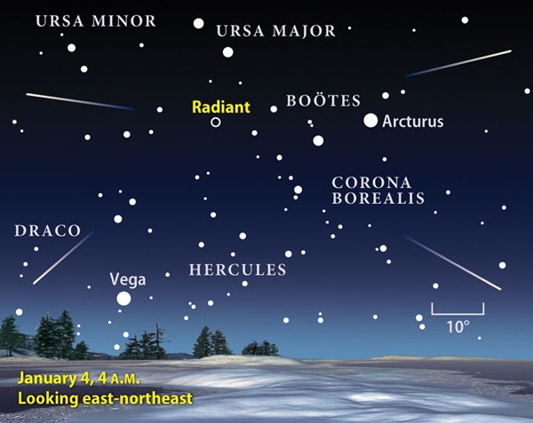Meteor-shower-finder-chart