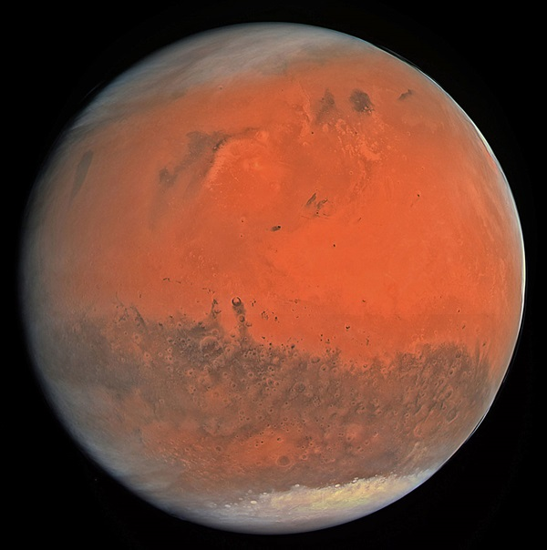 mars planet appearance - photo #37