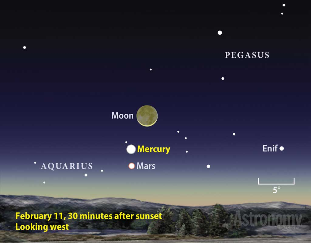 what are the moons of mercury - photo #39