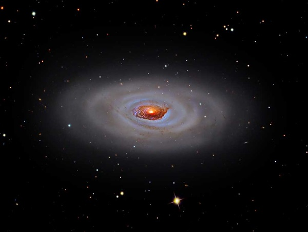 Blackeye Galaxy (M64)