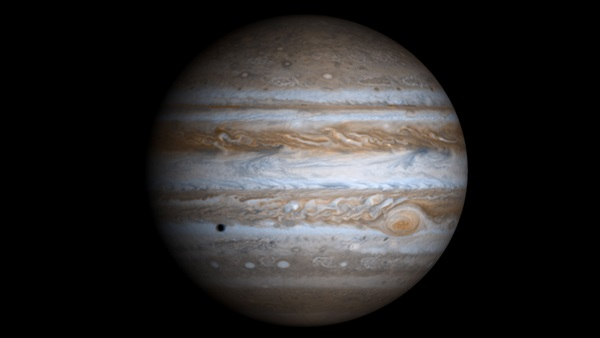 Jupiter's dynamic cloud tops are a treat to view, particularly in the weeks surrounding its January 5 opposition
