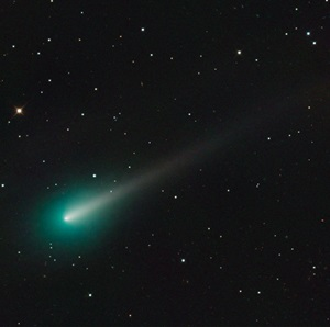 Comet ISON on October 8, 2013