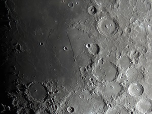 Rupes Recta is a feature on the Moon known as the Straight Wall.