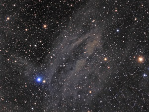 Sh 2–73 lies in the constellation Hercules and is a molecular cloud.
