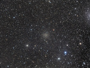 NGC 6791 is an open star cluster in the constellation Lyra the Harp.