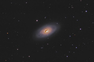 The Blackeye Galaxy M64