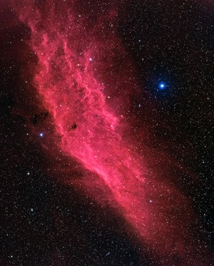 The California Nebula