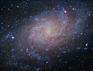 The Pinwheel Galaxy M33