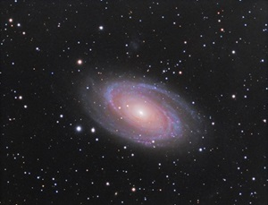 M81 and Holmberg IX