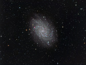 The Pinwheel Galaxy in Triangulum