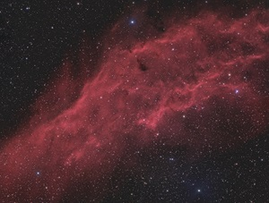 The California Nebula NGC 1499