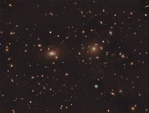 Lots of galaxies