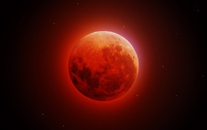 April 15, 2014, total lunar eclipse
