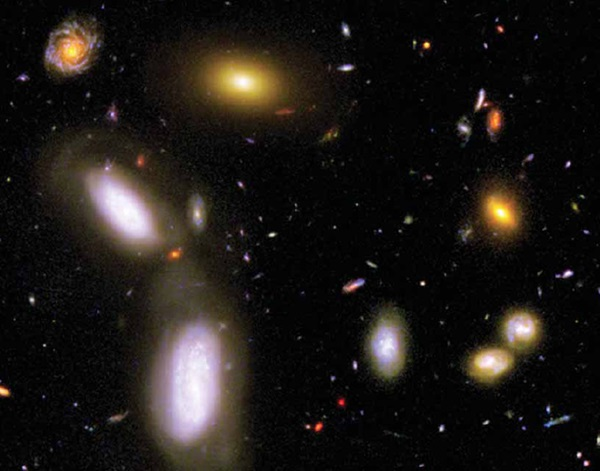 Interacting-galaxies