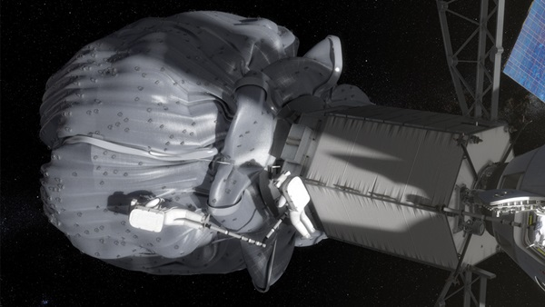 NASA's proposed Asteroid Capture Mission
