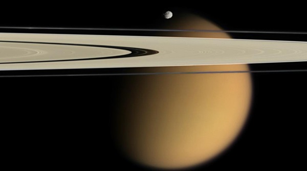Saturn's moon, Titan
