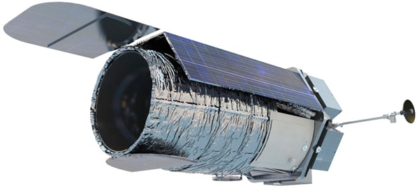 NASA's planned Wide-Field Infrared Survey Telescope Astrophysics Focused Telescope Assets could look something like this.