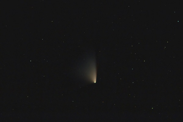 Comet Panstarrs March 19