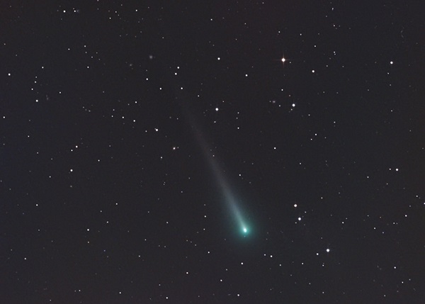 ISON the week of November 8