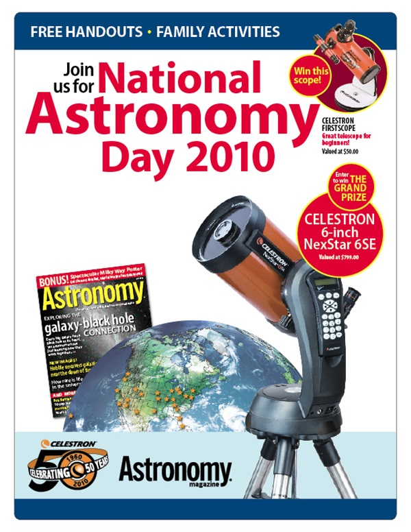 National Astronomy Day 2010