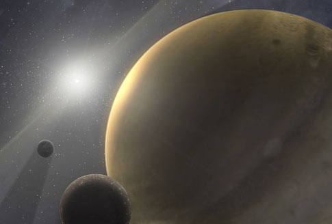 what are the gas planets called - photo #29