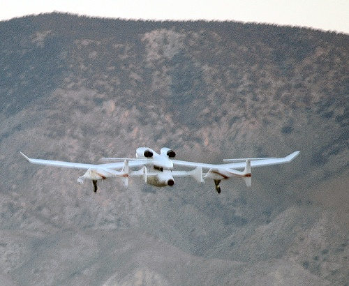 X2: White Knight and SpaceShipOne