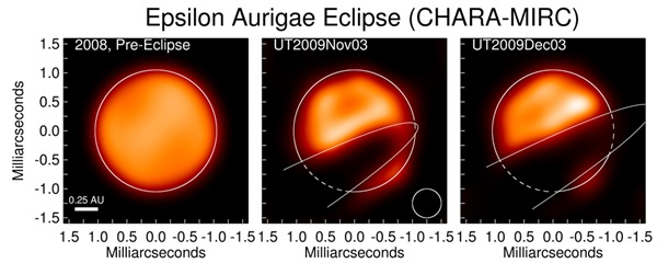 Epsilon Aurigae eclipse