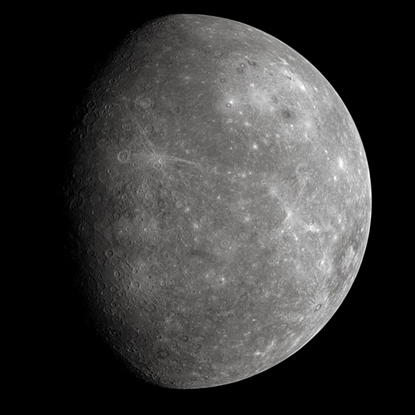 October 2009 Mercury