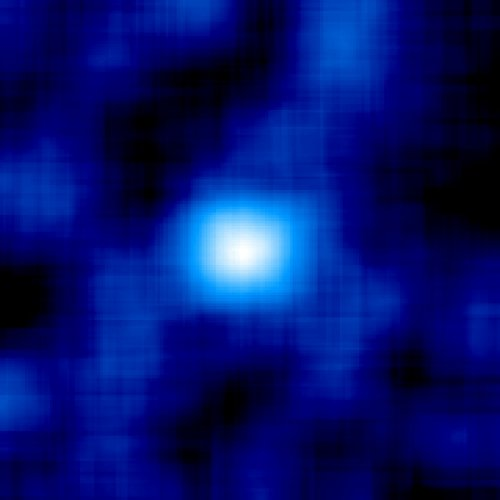 New dwarf galaxy