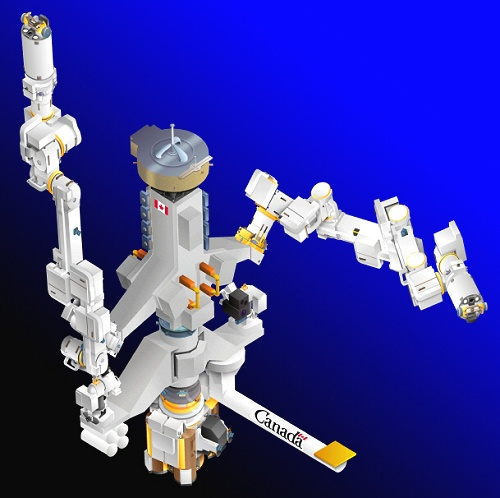 Dextre: the Special Purpose Dexterous Manipulator