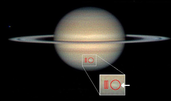 Tell Amateur astronomy saturn what