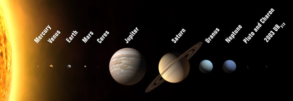 The new solar system?