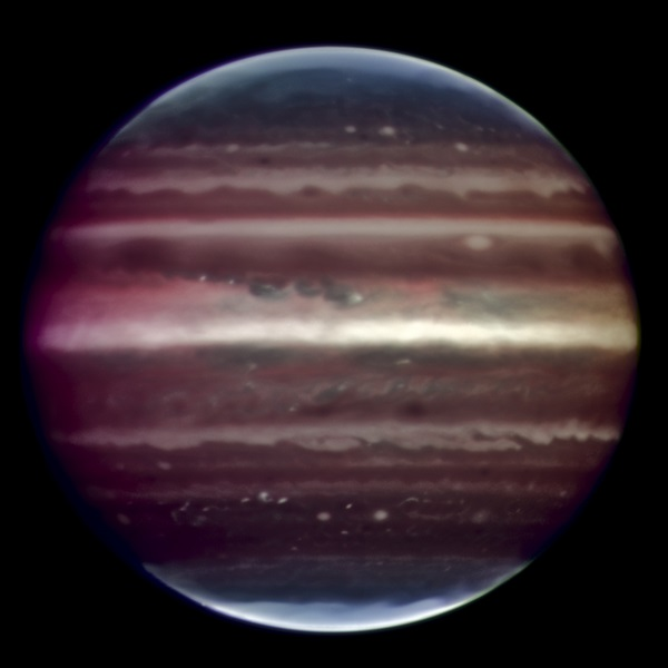 Sharpening up our view of Jupiter